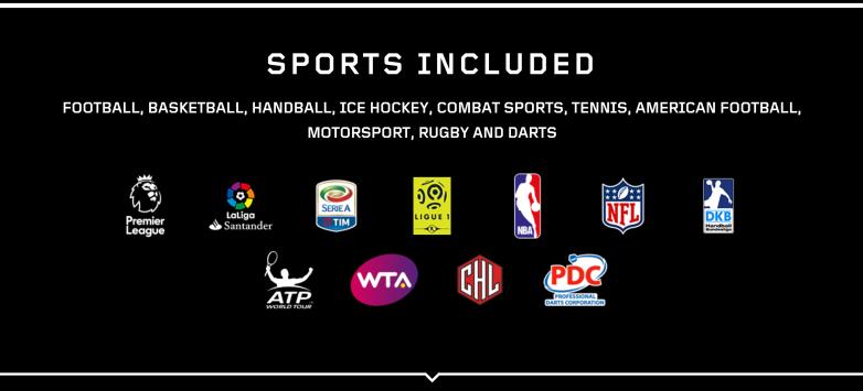 Netflix for sports DAZN