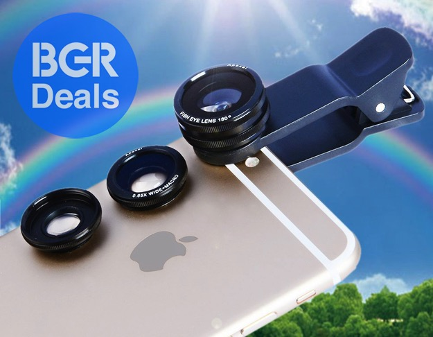 iPhone Lens Kit 2016