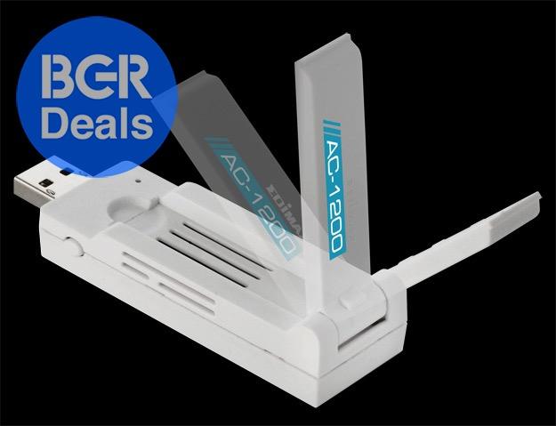 Wireless AC Adapter USB