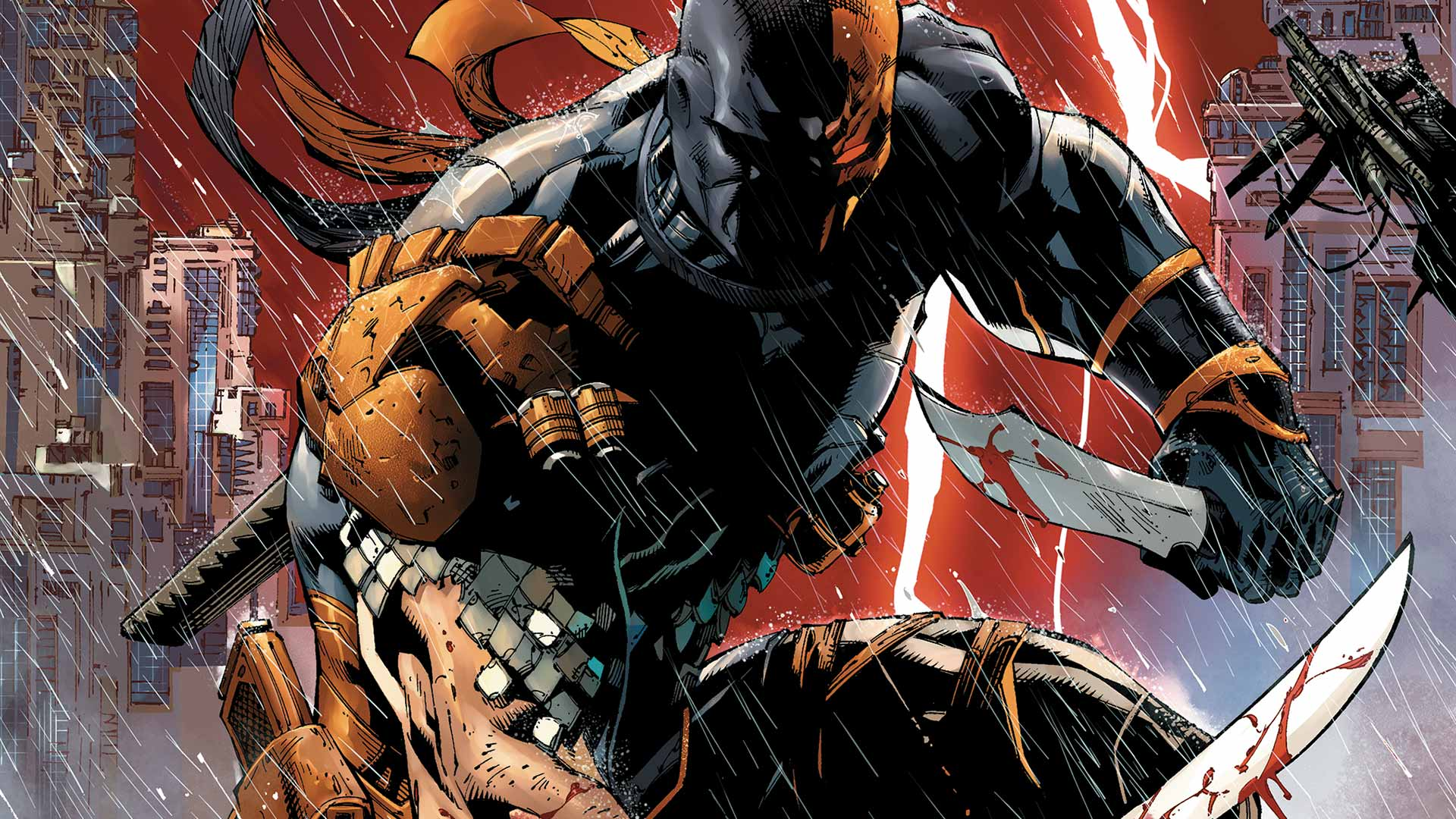 Ben Affleck Batman Movie Deathstroke