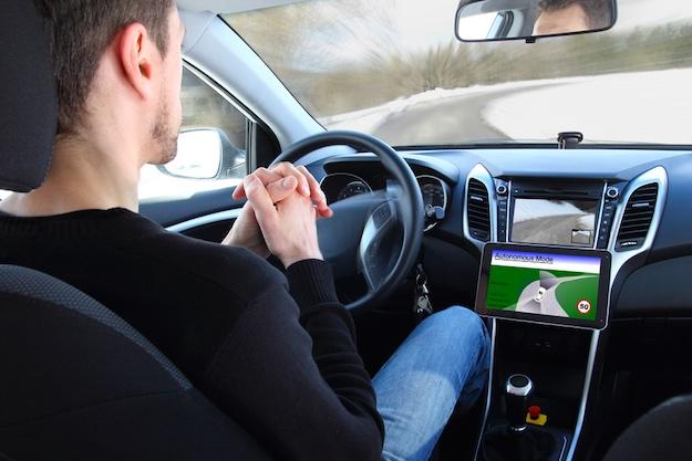 Driverless Cars Bullied by Human Drivers