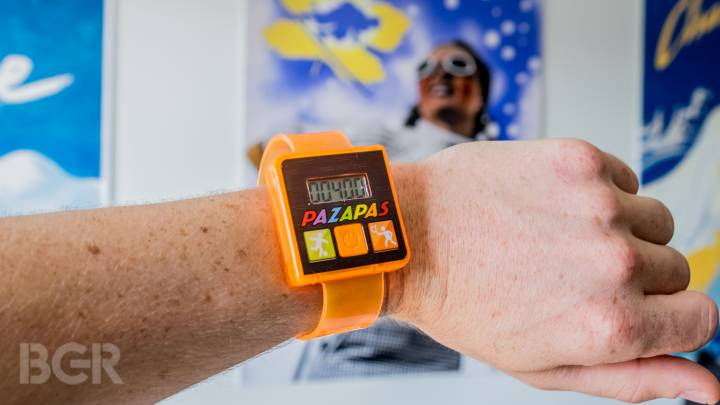 McDonalds Step-It Fitness Tracker Review