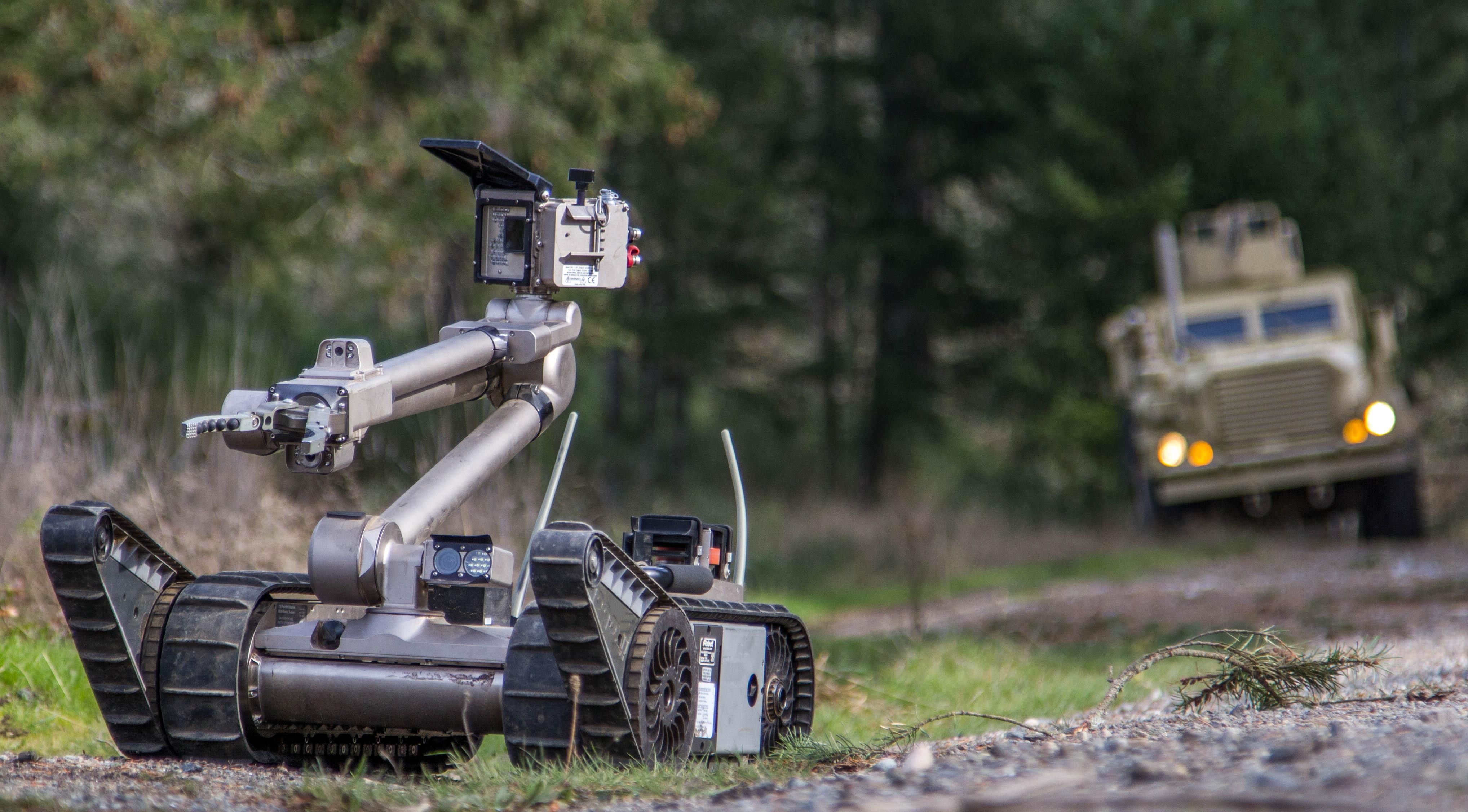 Robot Wars 2016