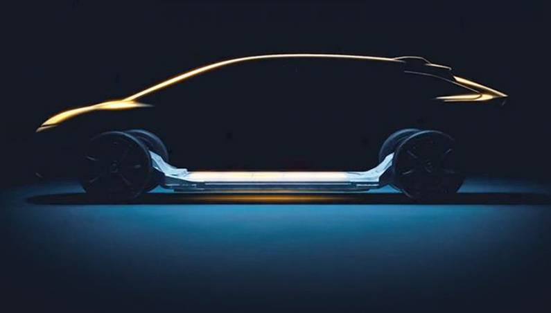 Faraday Future Tesla