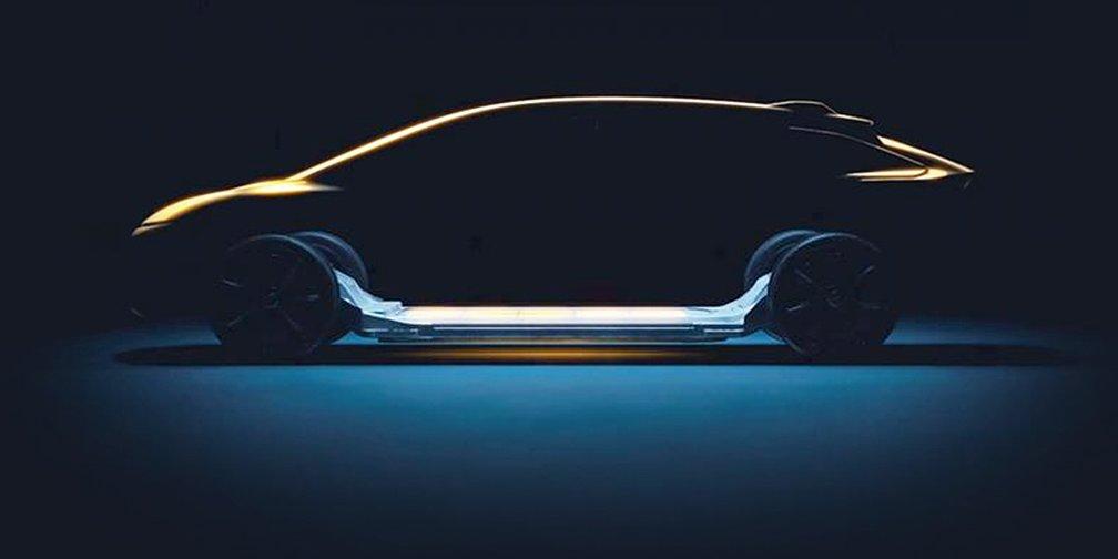 Faraday Future Tesla