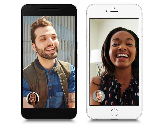 Google Duo Android Installs