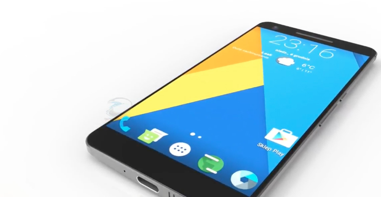 Google Nexus 2016 Marlin Sailfish Photos