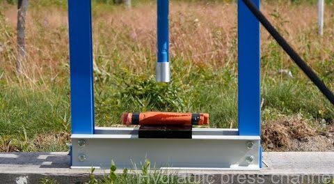 Hydraulic Press Dynamite