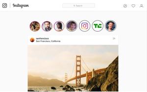 Instagram Stories Save Extension
