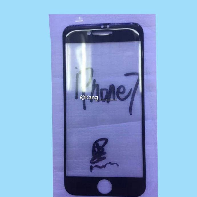 iphone 7 front panel