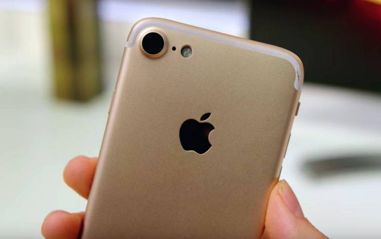 iPhone 7 Leaked Images Powered On