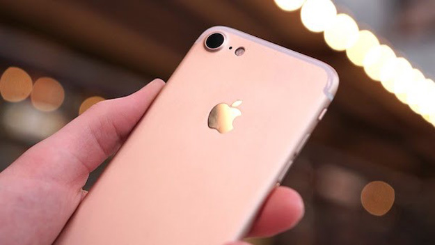 iPhone 7 Camera Specs Home Button