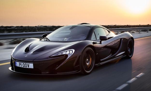 Apple McLaren Takeover