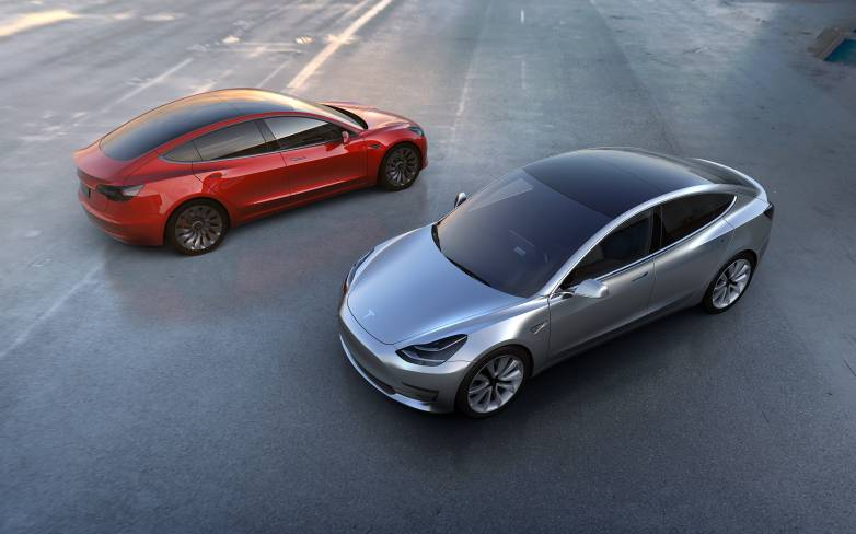 Tesla Model 3 production date, price