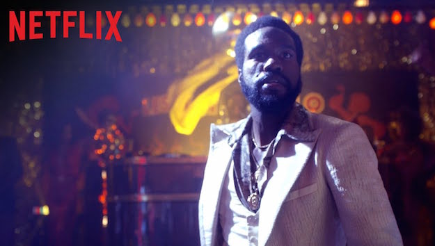 The Get Down: Netflix's Musical Hip-hop Series Debuts To