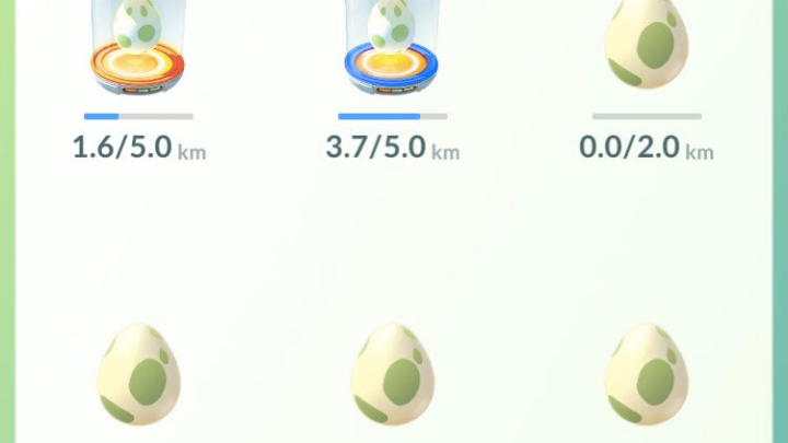 Pokemon Go Egg Hatching Tips