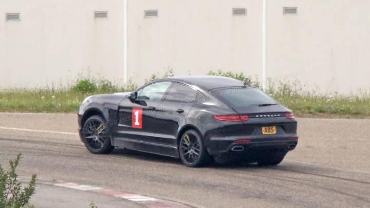 Porsche Model X competitor