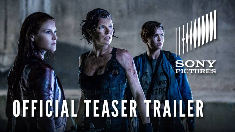 Resident Evil The Final Chapter Trailer