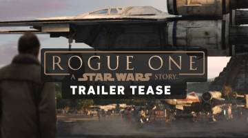 Star Wars Rogue One Teaser Trailer