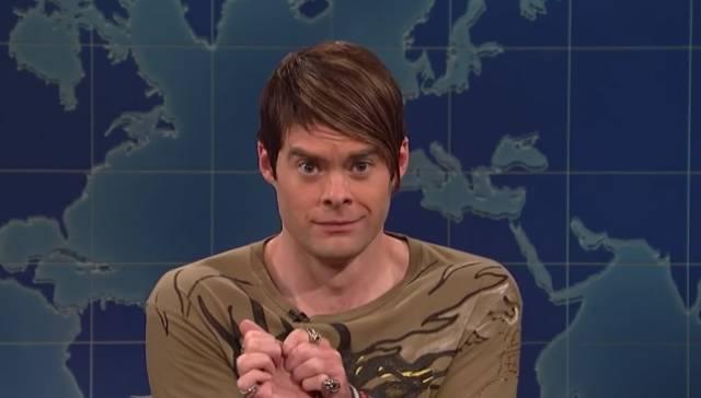 SNL Comedians Breaking Character Bloopers