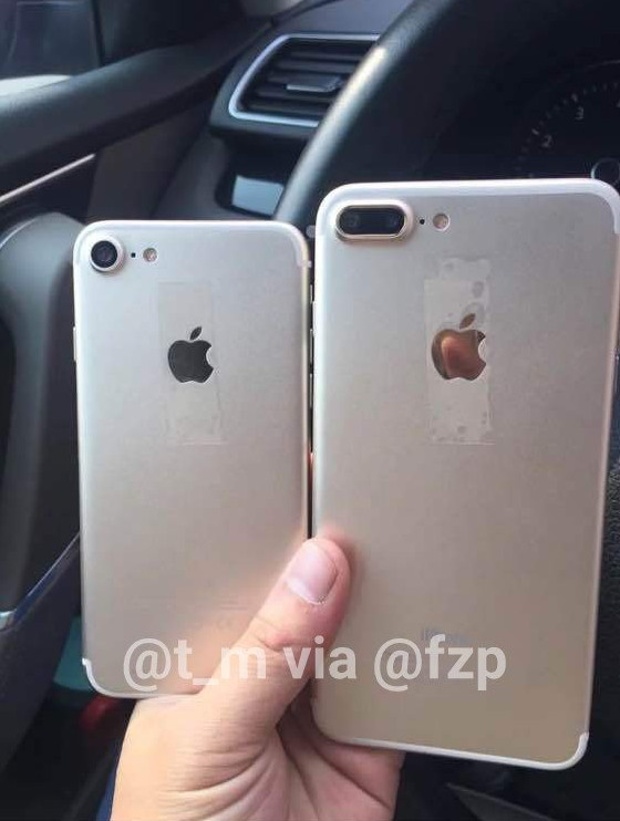Brand new leaked iPhone 7 photos and it's from Trusted Source