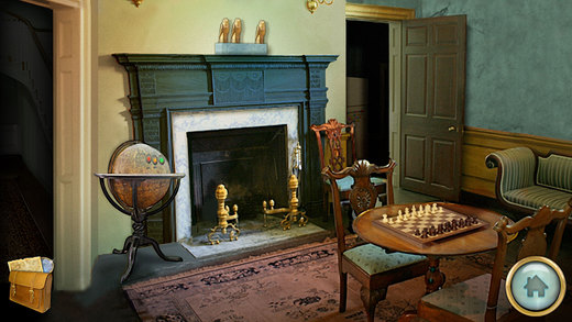 Secret Grisly Manor