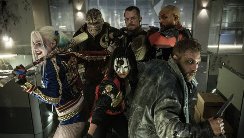 Suicide Squad Bad Reviews