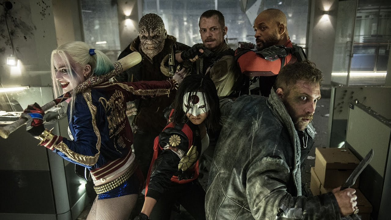 Suicide Squad Review Roundup