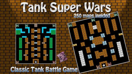 Tank Super Wars
