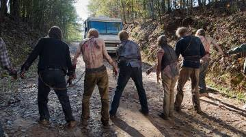 The Walking Dead NBC