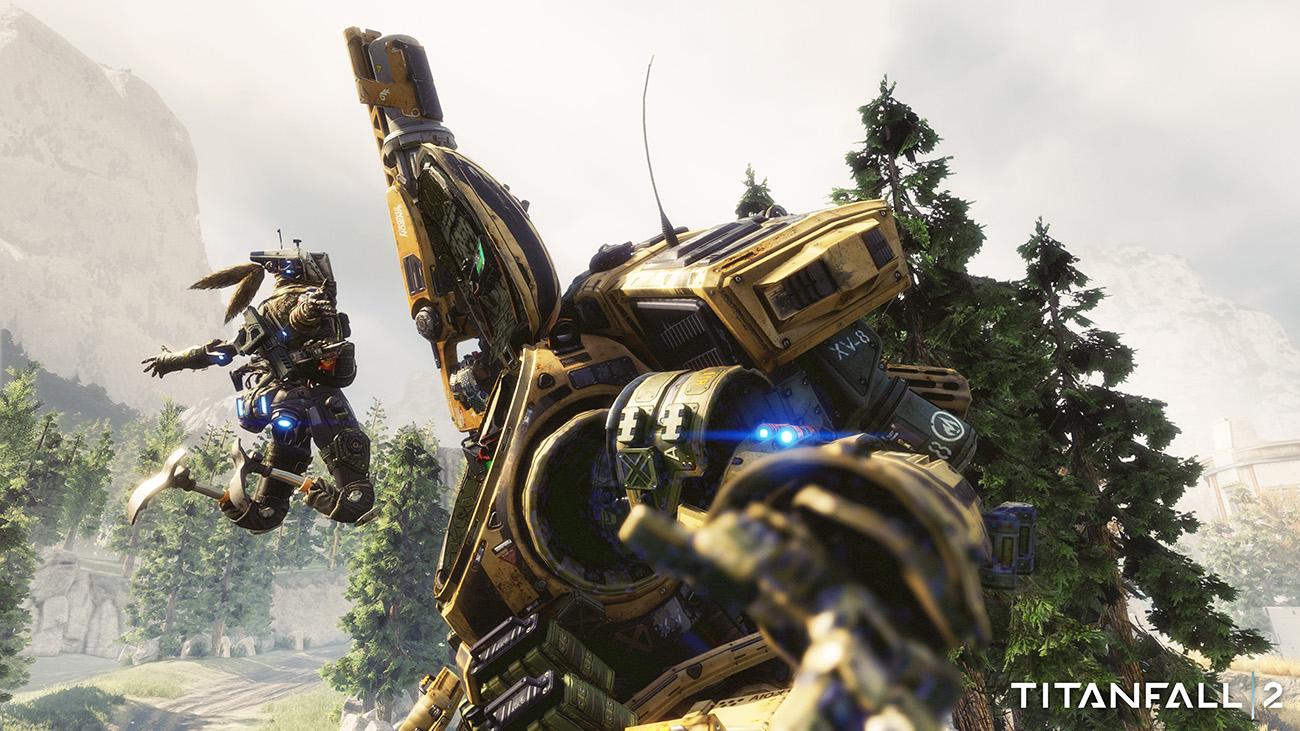 Titanfall 2 Titan