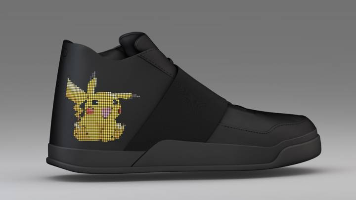 Pokemon Go Smart Shoes