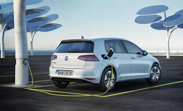 VW Electric Car 2016