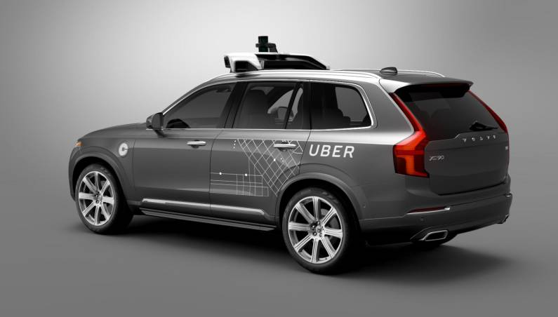 Uber Volvo deal to supply XC90