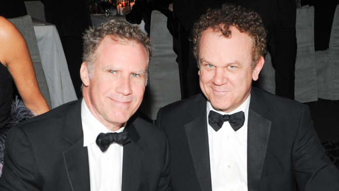 Holmes And Watson Will Ferrell Movie
