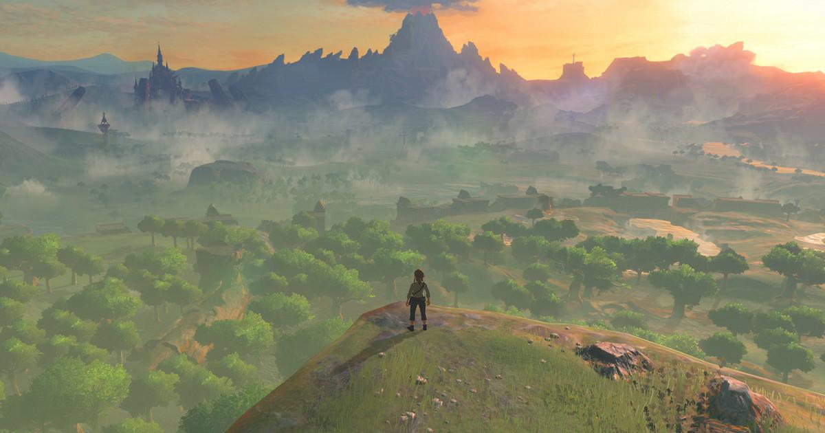 Zelda on Switch release date