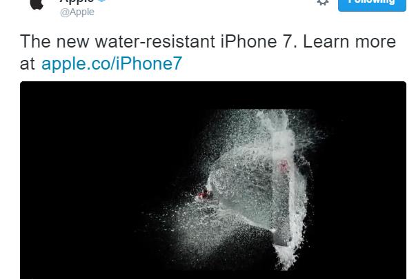 iPhone 7 Waterproofing
