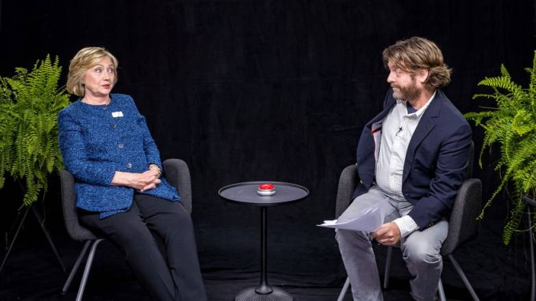 Between Two Ferns Hillary Clinton