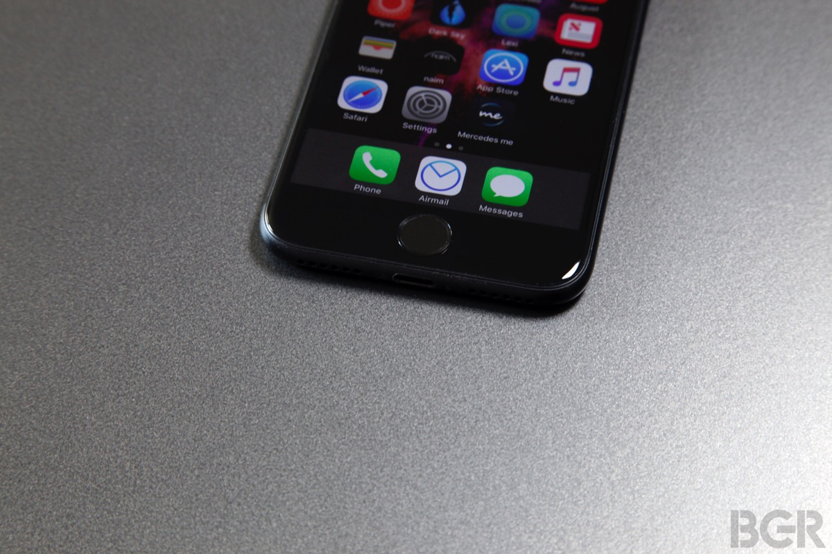 iOS 10 Backup Encryption Issue
