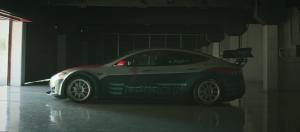 Tesla Model S Racer