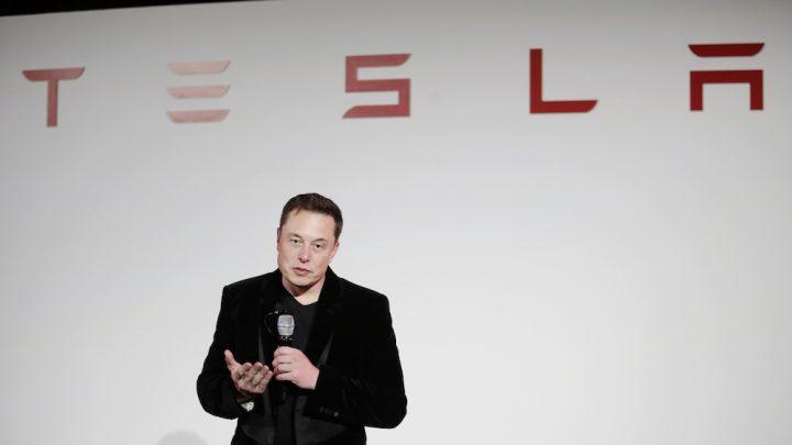 Tesla Fremont Factory emissions