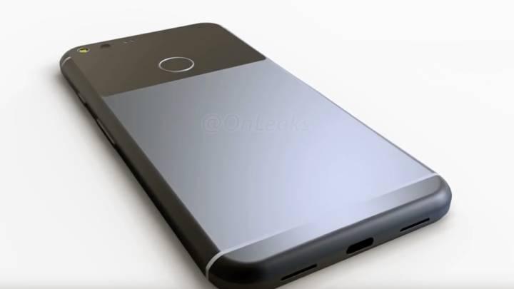 Google Pixel Phone 2016