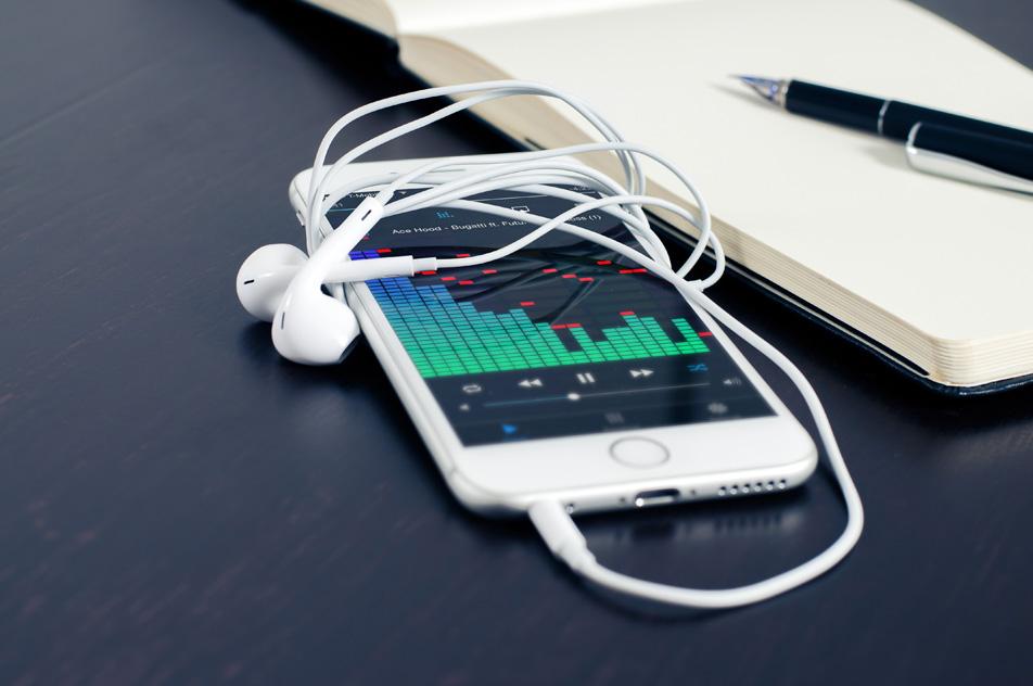 iPhone 7 Headphones Jack