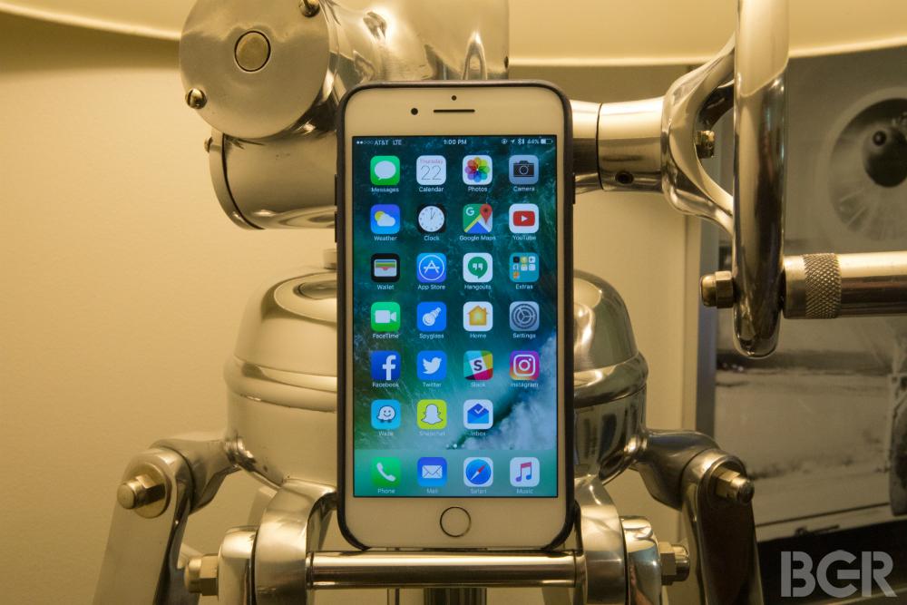 iPhone AR Apple Maps