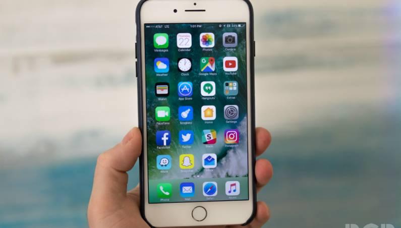 iPhone 7 Sales Figures