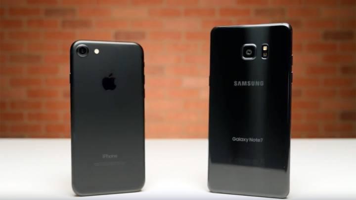 Galaxy S9 vs. iPhone 8
