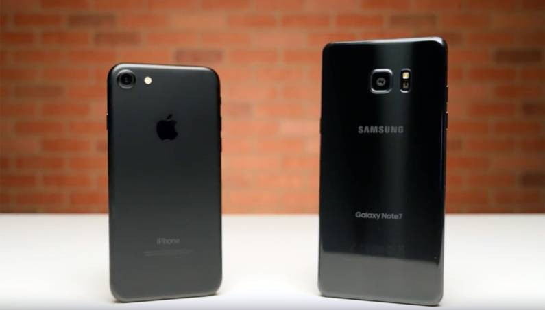 Galaxy S8 vs. Galaxy S9: Force Touch