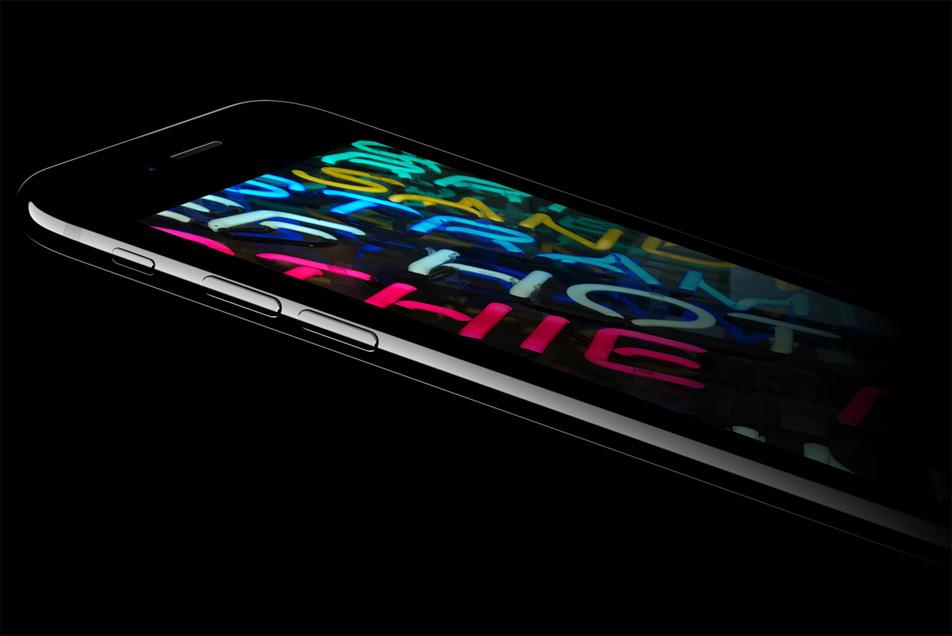 Jet Black iPhone X Case