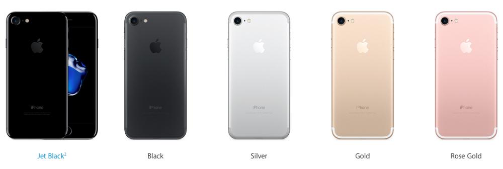 Kết quả hình ảnh cho iphone 7 jet black