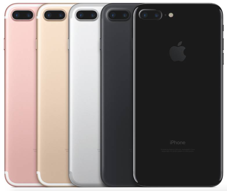 iPhone 7 iPhone 7 Plus Specs